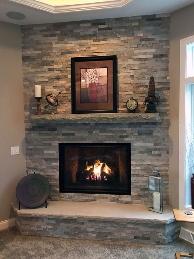 Mantels  Okells Fireplace  San Francisco CA