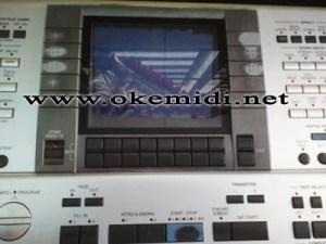 Cara mengembalikan pengaturan Technics KN 2600 gbr 1