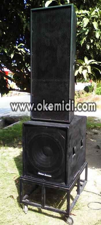 Susunan Speaker Minimalis