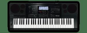Format keyboard casio ctk6200