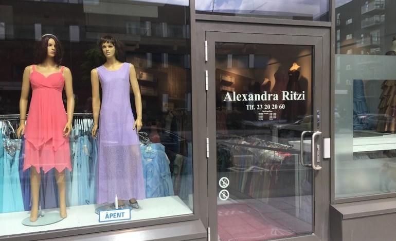Ny kjolebutikk på Løren