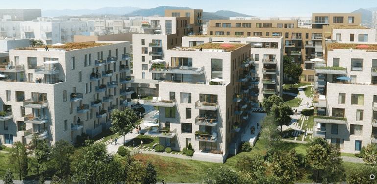 Nytt prosjekt med 300 leiligheter på Løren