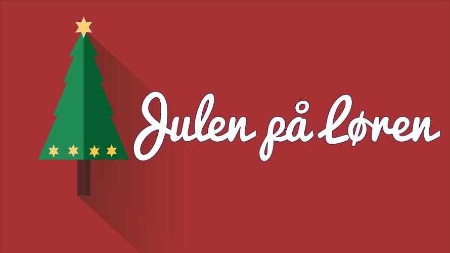 Løren er pyntet for julen. 8. desember blir det mange aktiviteter for store og små på Løren. Juleverksted hosBlomsterPikene BlomsterPikene arrangerer barnasjuleverksted. Mellom 13 – 15 kan barn få dekorere […]