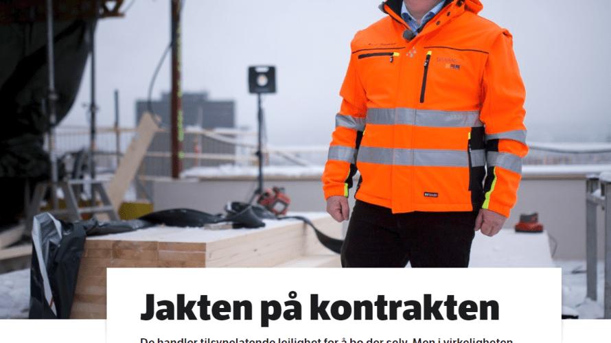 I Dagsrevyen Lørdag 9. desember var det ett innslag hvor NRK tok opp hvordan salg av kontrakter på leiligheter er lukrativ business på Løren. De kjøper seg inn i nye […]