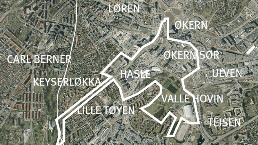 Økern Sør, Hasle, Valle Hovin og Økernveien mot Tøyen har nå Plan- og bygningsetaten laget en veiledende plan for offentlige rom (VPOR) til offentlig ettersyn. Det betyr at du nå […]
