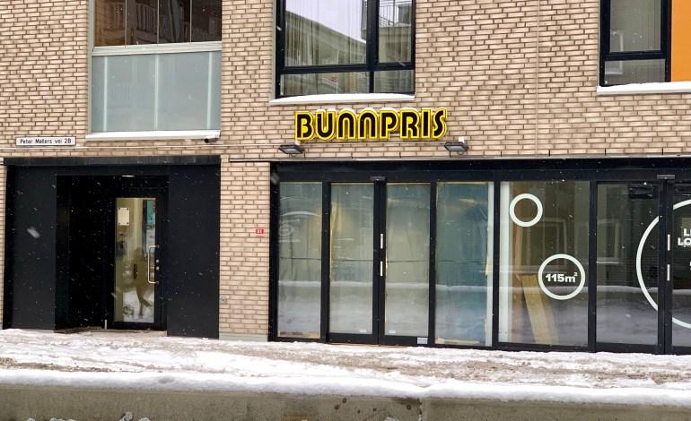 Nærmer seg åpning av Bunnpris Løren