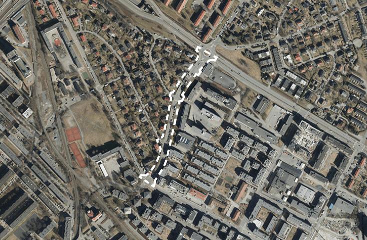 Norconsult, for Bymiljøetaten, utarbeider forslag om å bygge om 390 meter av Sinsenveien. Grunnen er at deler av Lørenveien kan bli enveiskjørt og trafikken vil derfor flyttes til Sinsenveien. Send […]