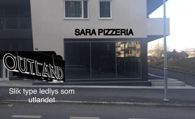 Den tredje pizzaresturanten planlegger å åpne på Løren