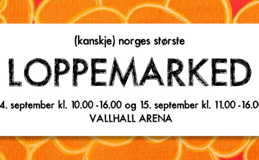 Velkommen til Hasle Skole Musikkorps loppemarked 14. og 15. september i Vallhall Arena! Vi lover bugnende utvalg av gamle ting, bøker, bilder, klær med egen vintage-avdeling, møbler, lamper, leker, sportsutstyr, […]