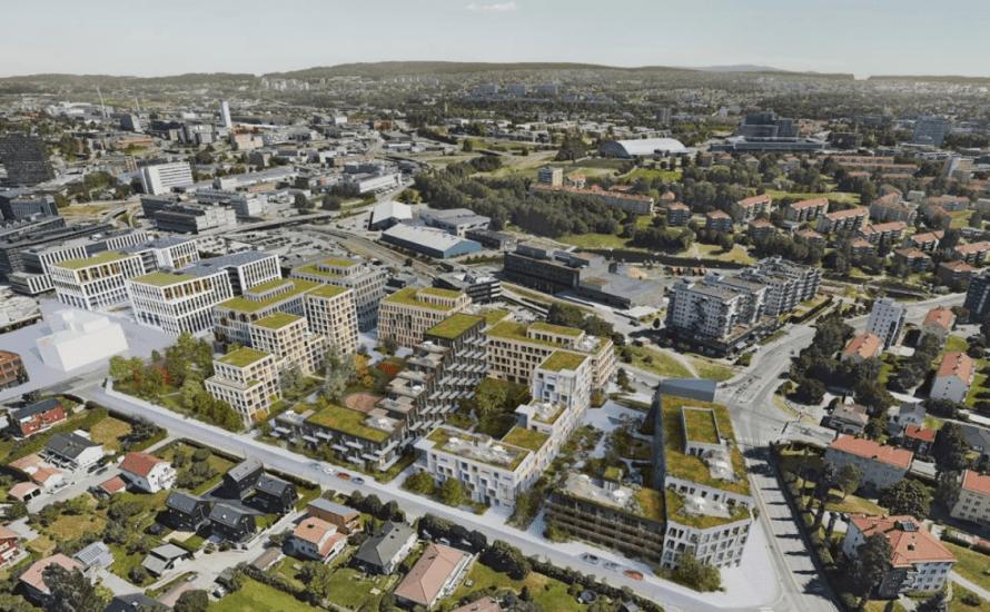Møller Eiendom Holding AS og Haslevollen Eiendom AS foreslår å omregulere Økernveien 94 og Haslevollen 3 m.fl. som i dag består av lager- og kontorbebyggelse og enkelte småhus. Hensikten er […]
