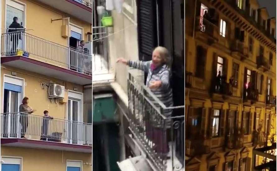 Tirsdag 17.03 klokken 18:00 ønsker vi alle som bor på Økern og Løren skal gå ut på balkongen og klappe for alle som holder Norge i gang under en krevende […]