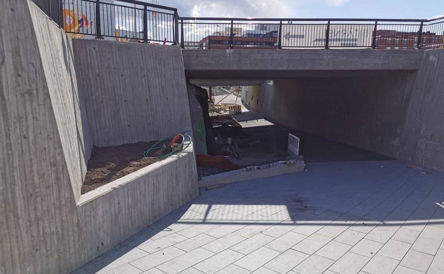 Ved Ulven er OBOS godt i gang med prosjektet Ulvenparken. På Instagram kan du følge utviklingen. I arbeidet med å knytte sammen begge sidene av Alnabanen er det nå bygget […]