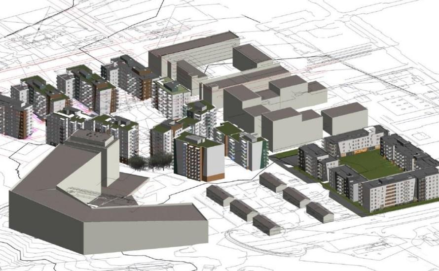 I Lørenvangen 25 ligger i dag Mekonomen bilverksted. Resten av bygningen er fraflyttet. OBOS ønsker nå å få utviklet tomten for å bygge boliger. Men de er uenige med Plan- […]