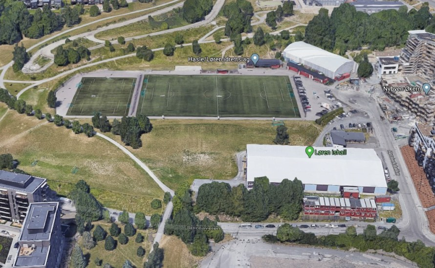 Undervisningsbygg Oslo KF foreslår å omregulere Løren idrettspark fra samferdselsanlegg og teknisk infrastruktur – fortau og friområde – turvei/ skiløype til idrettsanlegg, torg og friområde. Hensikten med forslaget er å […]