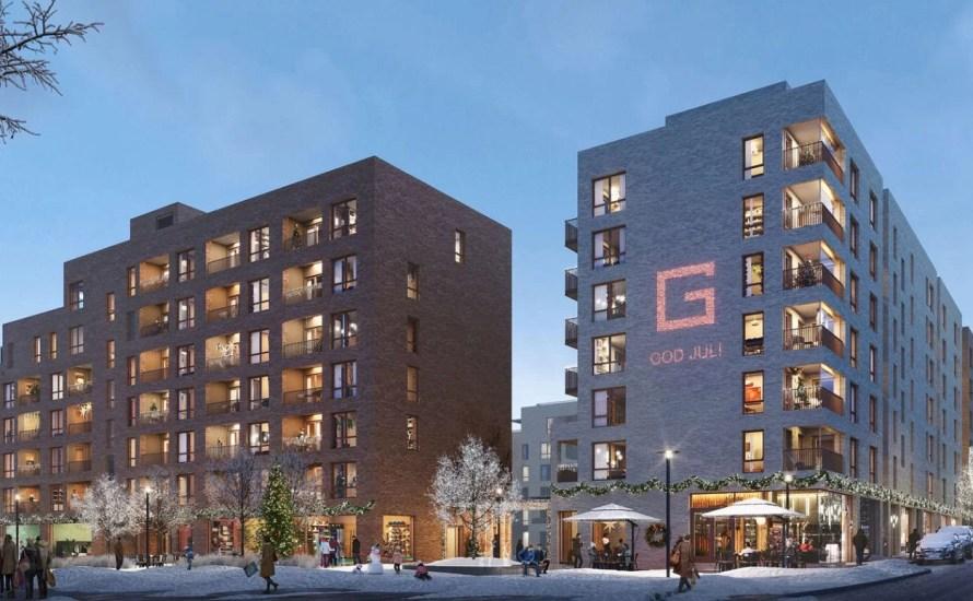 Gregers Kvartal blir en av de siste boligprosjektene i Lørenveien. Salgsstart er i første kvartal 2021. Det blir seks blokker hvor en av blokkene får fasade mot Lørenveien og de […]