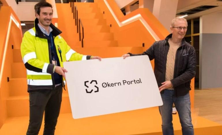 27.000 kvm ferdigstilt i Økern Portal