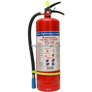 銨鍵消防工程公司 - [袋鼠] 4kg 乾粉滅火筒