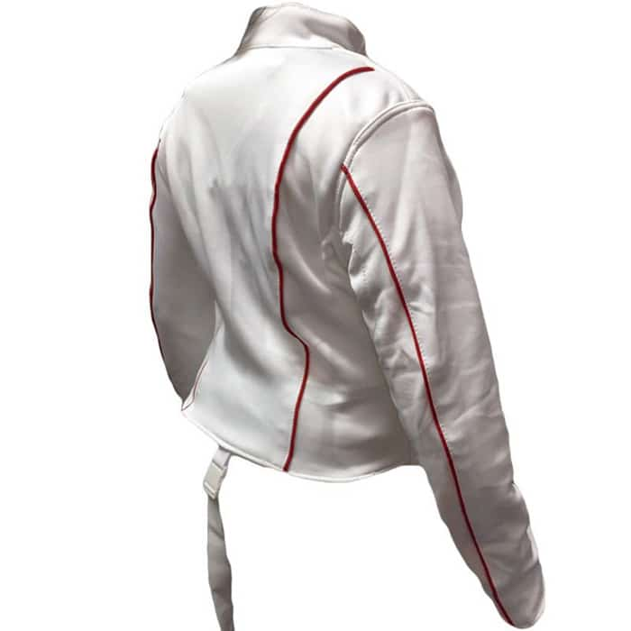 Fencing Jacket with stripes