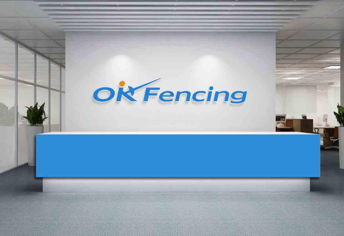 LOGO of OK FENCING GEAR