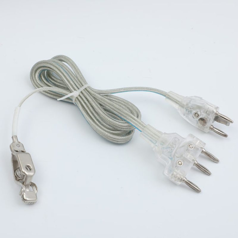 Italy body cord transparent