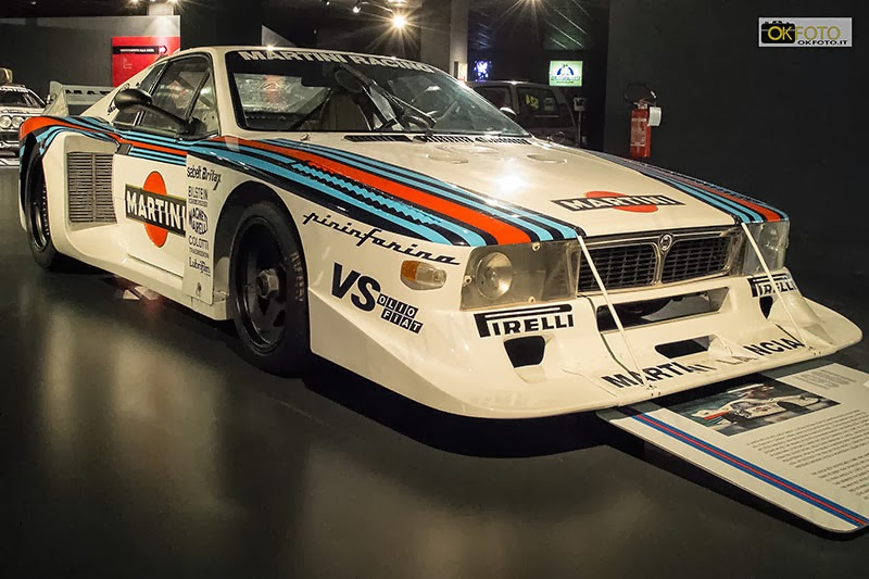 Martini Racing al Museo dellAuto di Torino una mostra sulla scuderia