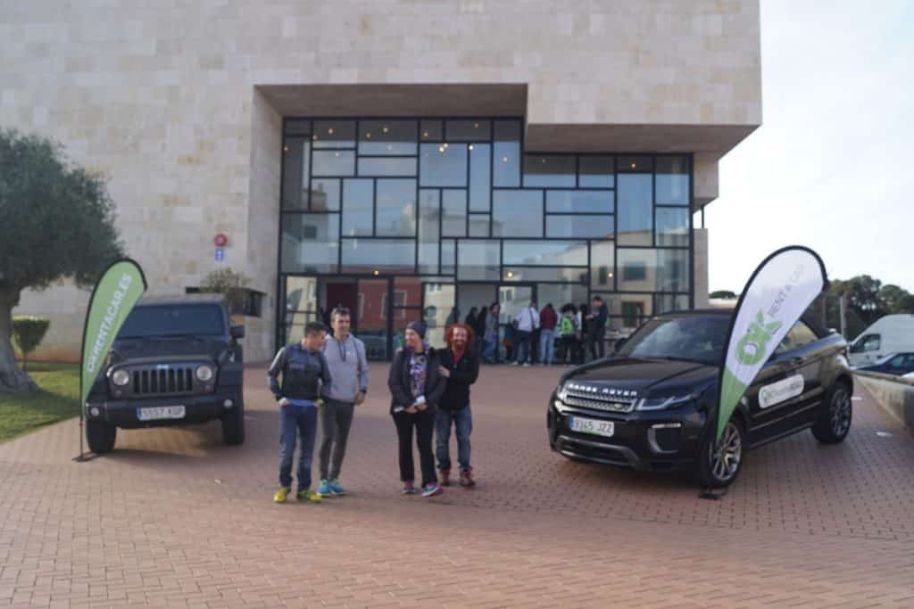 OK Rent a Car patrocina de nuevo la emblemática Epic Camí de Cavalls 360º de Menorca - OK Group