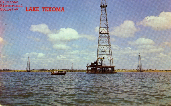 Lake Texoma  The Encyclopedia of Oklahoma History and Culture