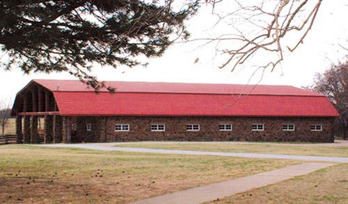 Pawnee Bill Ranch Gallery  Oklahoma Historical Society