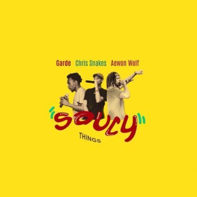 Aewon Wolf, Garde & Chris Snakes – Saucy Things