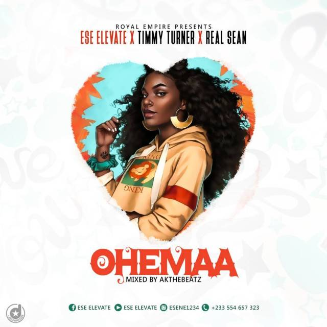 Ese Elevate ft. Real Sean & Timmy Turner – Ohemaa