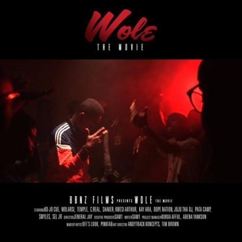 Ko-Jo Cue ft. Worlasi, Kwesi Arthur, Shaker, Kay-Ara, Temple & C-Real – Wole (Remix)
