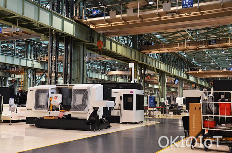 第4次産業革命とスマート工場化を実現するための3つのポイント|事例・関連記事|OKIのIoT|OKI