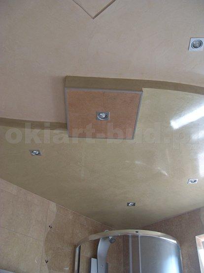 Łazienka - remont ,kładzenie płytek, flizowanie, rigipsy , OKIART-BUD Maciej Oczkowski 16