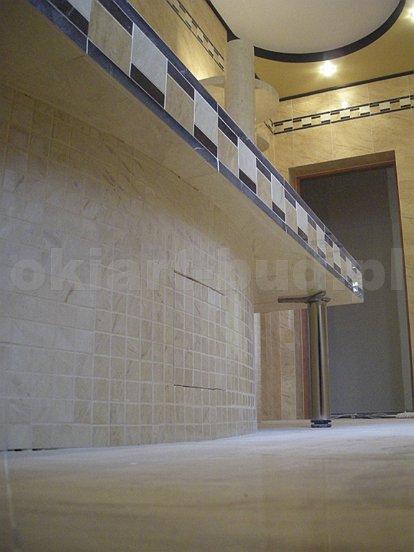 Łazienka - remont ,kładzenie płytek, flizowanie, rigipsy , OKIART-BUD Maciej Oczkowski 19