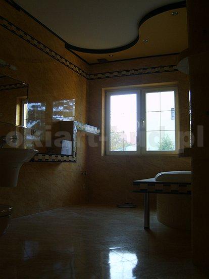 Łazienka - remont ,kładzenie płytek, flizowanie, rigipsy , OKIART-BUD Maciej Oczkowski 28