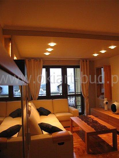 Remonty mieszkań, malowanie, gipsowanie, tynki strukturalne, podwieszane sufity OKIART-BUD Maciej Oczkowski 6