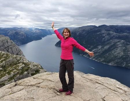 Preikestolen – norweska ambona