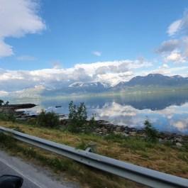 Trasa na Lofoty
