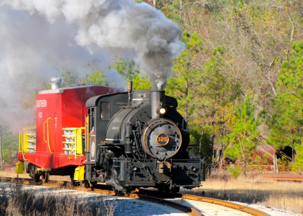 Steam Train Rides - Oklahoma Railway Museum