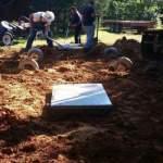 Underground Bunker Install