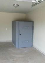 Steel Safe Room