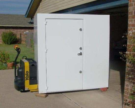 Oklahoma Shelters Storm Shelter