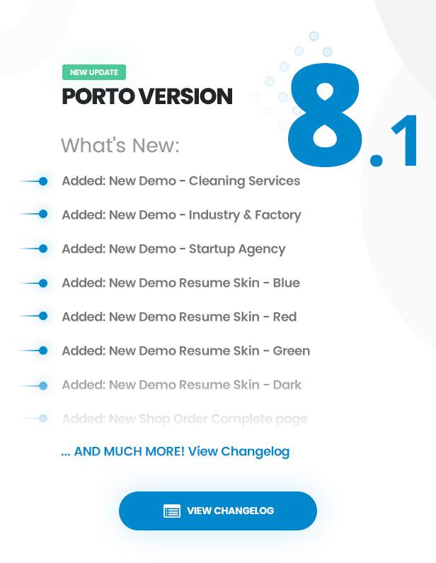 Porto - Responsive HTML5 Template - 1