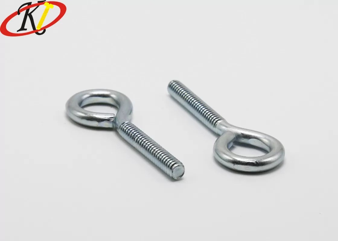 Light Duty M6 Eye Bolt Stainless Steel Lag Eye Bolts For