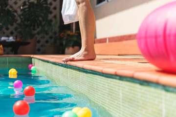 consommation électrique de la piscine