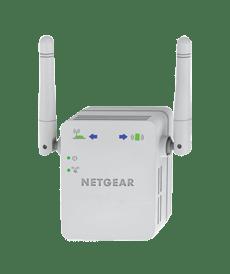 étendre le WiFi dans le jardin avec un répéteur WiFi Netgear
