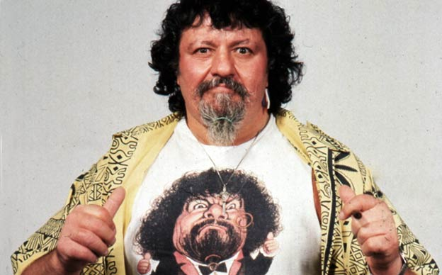 Captain Lou Albano, died today.
