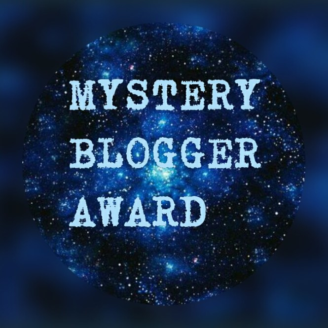 Image result for mystery blogger award