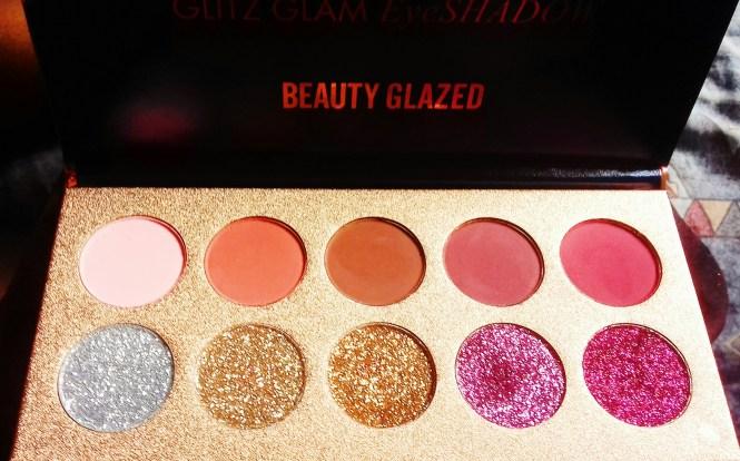 Glitz glam