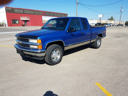 small resolution of 1997 chevrolet 1500 ext cab z71 4x4 one owner truck